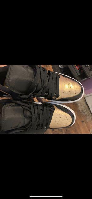 Jordan 1 gold toe size 10 for Sale in Fontana, CA