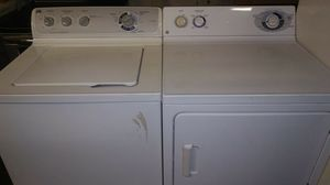 G.E washer dryer set for Sale in Hopkinsville, KY