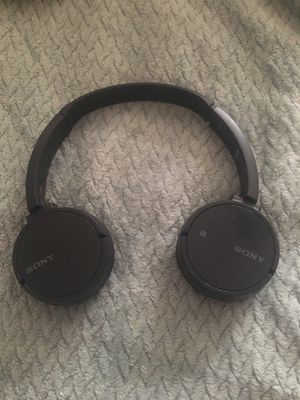 Sony WCH-500 Bluetooth Headphones for Sale in Pinole, CA