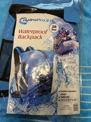 Brand new waterproof backpack for Sale in Yalesville, CT