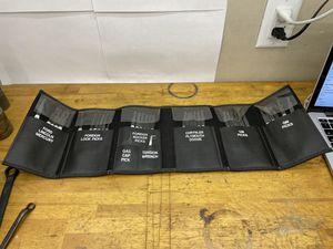 Snap-on/Blue Point Grand Master lock pick set LPK620 for Sale in Bountiful, UT
