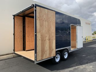 2019 Enclosed Trailer 8'x16'x8' for Sale in Los Angeles,  CA