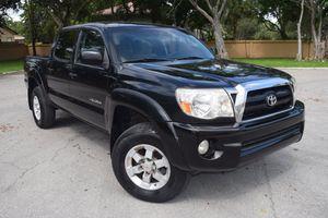 2008 TOYOTA TACOMA SR5 PRERUNNER V6 TRD SPORT for Sale in Miami Gardens, FL