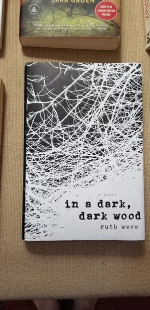 In a Dark, Dark Wood by Ruth Ware hardcover for Sale in Cleveland, OH