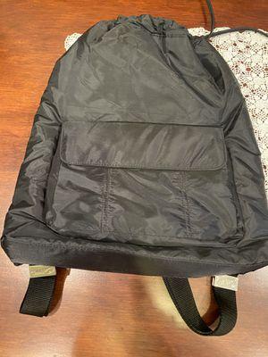 Lightweight black fashion backpack bag for Sale in Parkland, WA