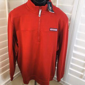 Vineyard Vines Collegiate Shep Shirt, 6K1637-784, Chili Pepper - Men's XL - Brand New w/Tags for Sale in Glendale, AZ