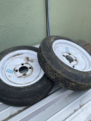 Trailer tires for Sale in El Sobrante, CA