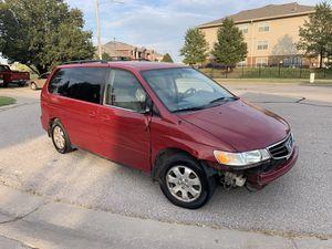 2001 Honda oddesy for Sale in Wichita, KS