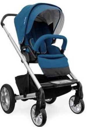 Nuna Mixx Stroller in Aqua for Sale in West Los Angeles, CA