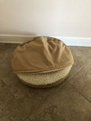 Small Dog Bed - Never Used for Sale in Gulf Breeze, FL