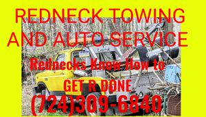 Redneck towing for Sale in Latrobe, PA