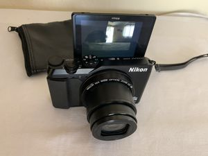 Nikon A900 4k Camera for sale, like new, box is not available. Firm price pls for Sale in Henderson, NV