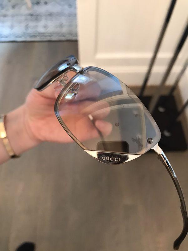 Gucci Mirror Sunglasses - GC1691/S