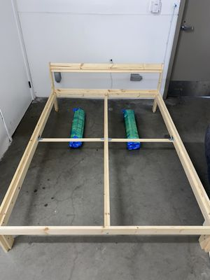 IKEA full size bed frame for Sale in Beverly Hills, CA