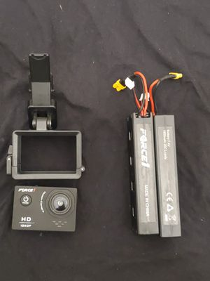 Drone batteries and camera for Sale in Moncks Corner, SC
