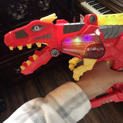Brand New Kids Light And Sound Gun for Sale in Upland,  CA