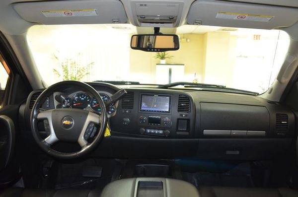 2013 Chevrolet Silverado 2500 HD Crew Cab