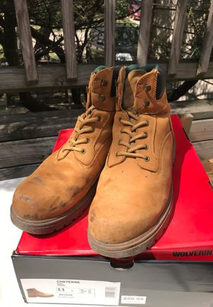 Work Boots for Sale in Bolingbrook, IL