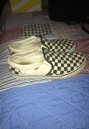 Vans checkerboard for Sale in Franklin, TN