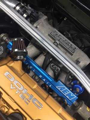 98 Honda Civic lx b20 cabeza GSR LS transmisión for Sale in Gaithersburg, MD