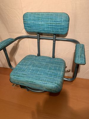 Folding Fisherman's boat seat for Sale in Brookfield, IL
