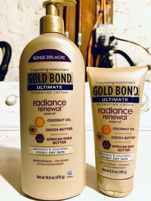 GOLD BOND ULTIMATE LOTIONS💥 for Sale in New Britain, CT