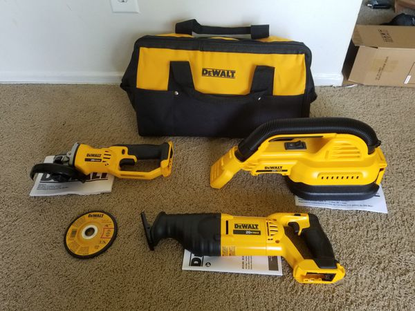 Brand new Dewalt Tools