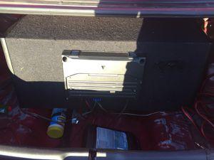 "2 12"" Alpine Subwoofers E Series with a 1,800 Watt Amp for Sale in Arlington, VA"