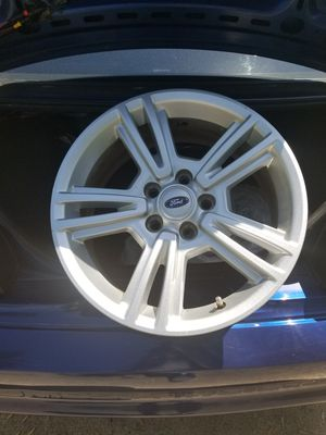 Ford mustang 5 lug rims only,all 4 for Sale in Belleville, MI