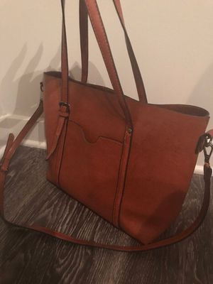 Leather Satchel Tote Bag for Sale in Atlanta, GA