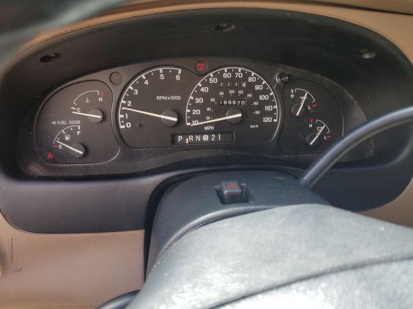 ford ranger 4x4 2000