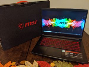 "15"" MSI High End Gaming Laptop for Sale in Littleton, CO"