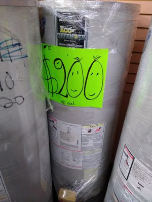 Water heater 40gal neg for Sale in Los Angeles, CA