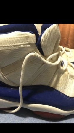 NEW Jordan XI's 11s white/royal blue issued 2001 size 13! for Sale in Las Vegas,  NV