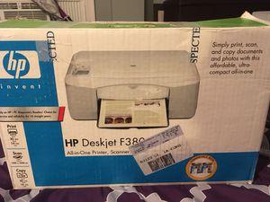 HP printer all-in-one for Sale in Alexandria, VA