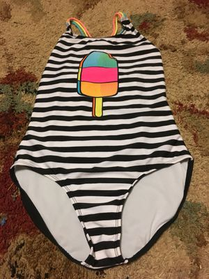 Cat n jack one piece popsicle bathing suit Xl (14/16) for Sale in Oakboro, NC