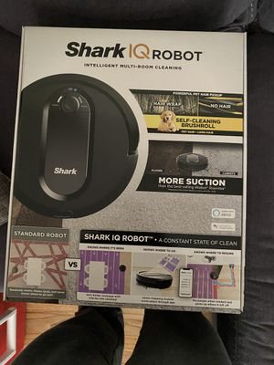 Shark IQ ROBOT Intelligent multi room cleaning for Sale in Horseheads, NY