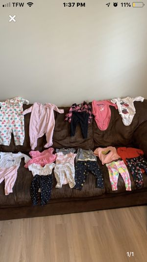 6 month baby clothes for Sale in Nashville, TN
