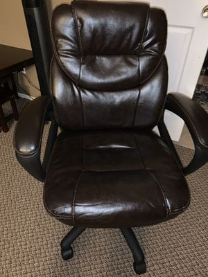 Brand New Leather Chair for Sale in Staten Island, NY
