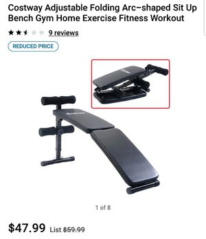 Workout Bench $30 for Sale in East Hartford, CT