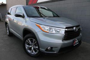 2014 Toyota Highlander for Sale in Fullerton, CA