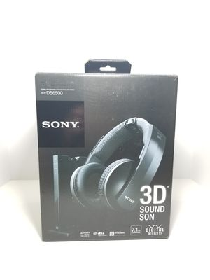 Sony MDR-DS6500 Wireless 7.1 3D Digital Surround Sound Headphones for Sale in Houston, TX