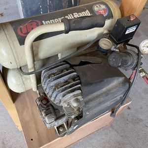 Ingersoll-Rand Portable Compressor for Sale in Argyle, TX
