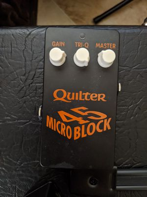 Quilter Microblock 45 for Sale in Sun City, AZ
