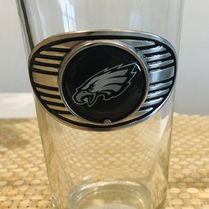 Commemorative Philadelphia Eagles Pint Glass for Sale in Boynton Beach, FL