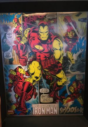 Marvel picture frame for Sale in Washington, DC