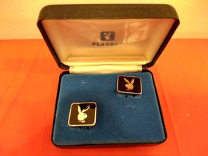 Playboy Playmate cuff links. for Sale in Philadelphia, PA