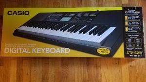 Casio 61-Key Digital Keyboard for Sale in Torrance, CA