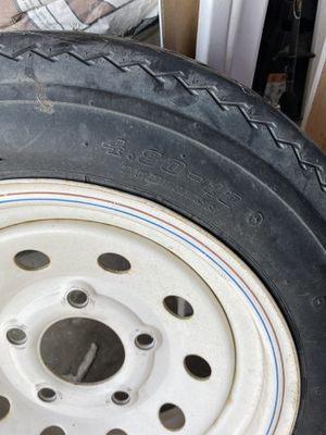 Tires for trailer. 4.80-12 for Sale in Corona, CA