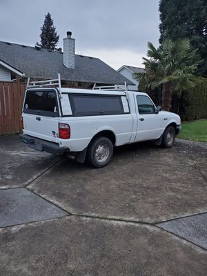 2002 ford ranger 4 cylinder manual for Sale in Vancouver, WA